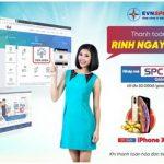 Thanh toán tiền điện ngay - Rinh ngay quà tặng cùng SaiGonBank