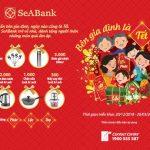 Tận hưởng trọn vẹn năm mới cùng SeABank với chương trình Bên gia đình là Tết