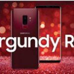 Đặt mua Galaxy S9+ vang đỏ - Lộng lẫy mùa lễ hội cùng Shinhan Bank
