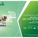 Vietcombank triển khai tính năng bảo mật 3D Secure cho chủ thẻ quốc tế trong giao dịch trực tuyến