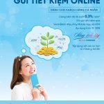 VietinBank cộng thêm 0,3% lãi suất cho khách hàng gửi tiết kiệm online