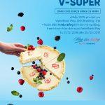 Hoàn tiền tới 1 triệu đồng khi sử dụng Gói tài khoản ưu đãi V-Super của VietinBank