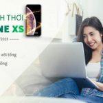 Thanh toán thảnh thơi - Lên đời Iphone XS cùng VPBank Online
