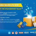 Có thẻ Visa BaoViet Bank - Mua online thật đã