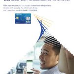 Ưu đãi cho chủ thẻ quốc tế Eximbank Visa khi đi Grab
