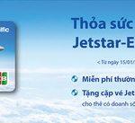 Thỏa sức bay cùng thẻ Jetstar-Eximbank JCB