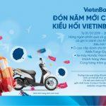 Đón năm mới cùng kiều hối VietinBank