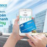 Gắn thẻ MBBank để thanh toán thật nhanh bằng Moca