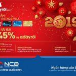 Shopping trên Adayroi cùng thẻ NCB Visa
