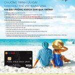 Chương trình ưu đãi cho chủ thẻ VietBank Visa khi đặt phòng khách sạn qua VnTrip