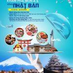 Khám phá món Á và Vi vu Nhật Bản cùng thẻ Agribank JCB