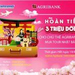 Thẻ Agribank trong tay - Chạm ngay Nhật Bản
