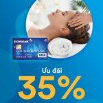 Đặc quyền ưu đãi chăm sóc da tại Vada Skincare and Spa cho chủ thẻ Eximbank