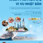 Cùng JCB VietinBank khám phá món Á - Vi vu Nhật Bản