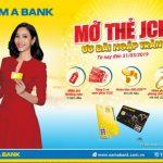 Mở thẻ hoàn tiền - Thỏa sức chi tiêu cùng Nam A Bank