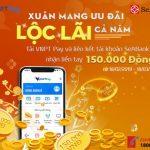 Tặng 150.000 Đồng cho các khách hàng mở tài khoản SeABank và kết nối ví VNPT