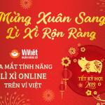 Ví Việt - Mừng xuân sang, Lì xì rộn ràng