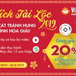 Giảm ngay 20% khi mua khóa học Cẩm nang phong thủy thực hành online trên Ví Việt