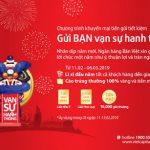 Ngân hàng Bản Việt gửi bạn Vạn sự hanh thông