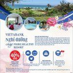 Nghỉ dưỡng cùng Fiore Healthy Resort và VietABank