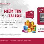 Cùng Agribank gửi niềm tin, nhận tài lộc