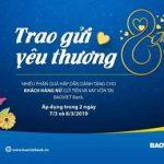 Trao gửi yêu thương nhân ngày 8/3 cùng BaoViet Bank
