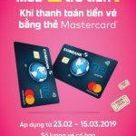Mua 2 trả tiền 1 khi thanh toán bằng Eximbank MasterCard tại Lotte Cinema