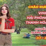 Săn vé Vietjet, khám phá Việt Nam cùng GPBank