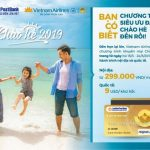 Dùng Thẻ LienVietPostBank để hưởng khuyến mại của VietNam Airlines