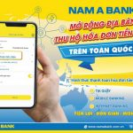 Nam A Bank mở rộng địa bàn thu hộ hóa đơn tiền điện trên toàn quốc