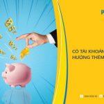 PV-Payroll - Có tài khoản lương, hưởng thêm lãi suất