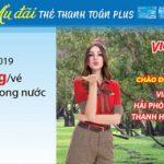 Vietjet Air giá vé chỉ từ 0 đồng với thẻ thanh toán Sacombank Plus