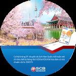 Du lịch Hàn Quốc cùng thẻ SCB beYOU