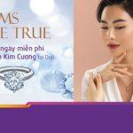 Ưu đãi hấp dẫn với thẻ TPBank khi mua kim cương tại DOJI