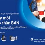 Hơn 7000 phần quà tặng trong chương trình Ngày mới theo chân bạn của Viet Capital Bank