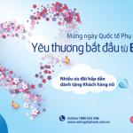 Nhiều ưu đãi dành tặng khách hàng nữ nhân dịp 8/3 tại Ngân hàng Bản Việt