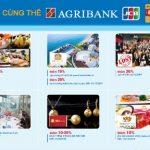 Vô vàn ưu đãi đặc quyền với thẻ Agribank JCB