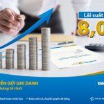 Chứng chỉ tiền gửi ghi danh dành cho khách hàng tổ chức của BaoViet Bank