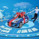 Trúng thưởng xe hơi khi gửi tiết kiệm tại BIDV