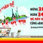 Thanh toán dễ - Lễ vi vu cùng HDBank