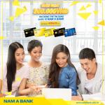 Giảm 200.000 VNĐ tại Adayroi dành cho thẻ quốc tế Nam A Bank