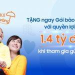An tâm tín gửi - Hưởng sức khoẻ vàng cùng Sacombank