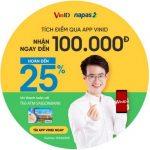 Tặng điểm VinID và Quay số may mắn dành cho thẻ SaiGonBank