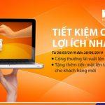 SHB triển khai chương trình khuyến mại Tiết kiệm online - Lợi ích nhân hai