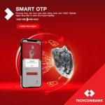 Thay đổi phương thức xác thực giao dịch trên E-banking Techcombank