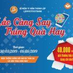 Ví Việt: Lắc càng say - Trúng quà hay
