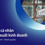 Gói vay mở rộng hoạt động sản xuất kinh doanh cho khách hàng cá nhân của Viet Capital Bank