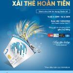 Đón Lễ vui vẻ - Xài thẻ hoàn tiền cùng VietinBank