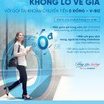 Siêu lợi ích 0 đồng dịch vụ với gói tài khoản V-Biz của VietinBank