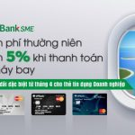 Ưu đãi tháng 4 dành cho khách hàng dùng thẻ tín dụng doanh nghiệp của VPBank
